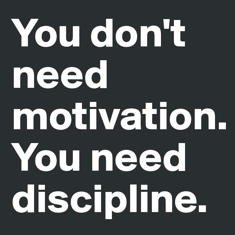 Day 1055 Discipline Brings Success Wisdom Unplugged Wisdom Trek