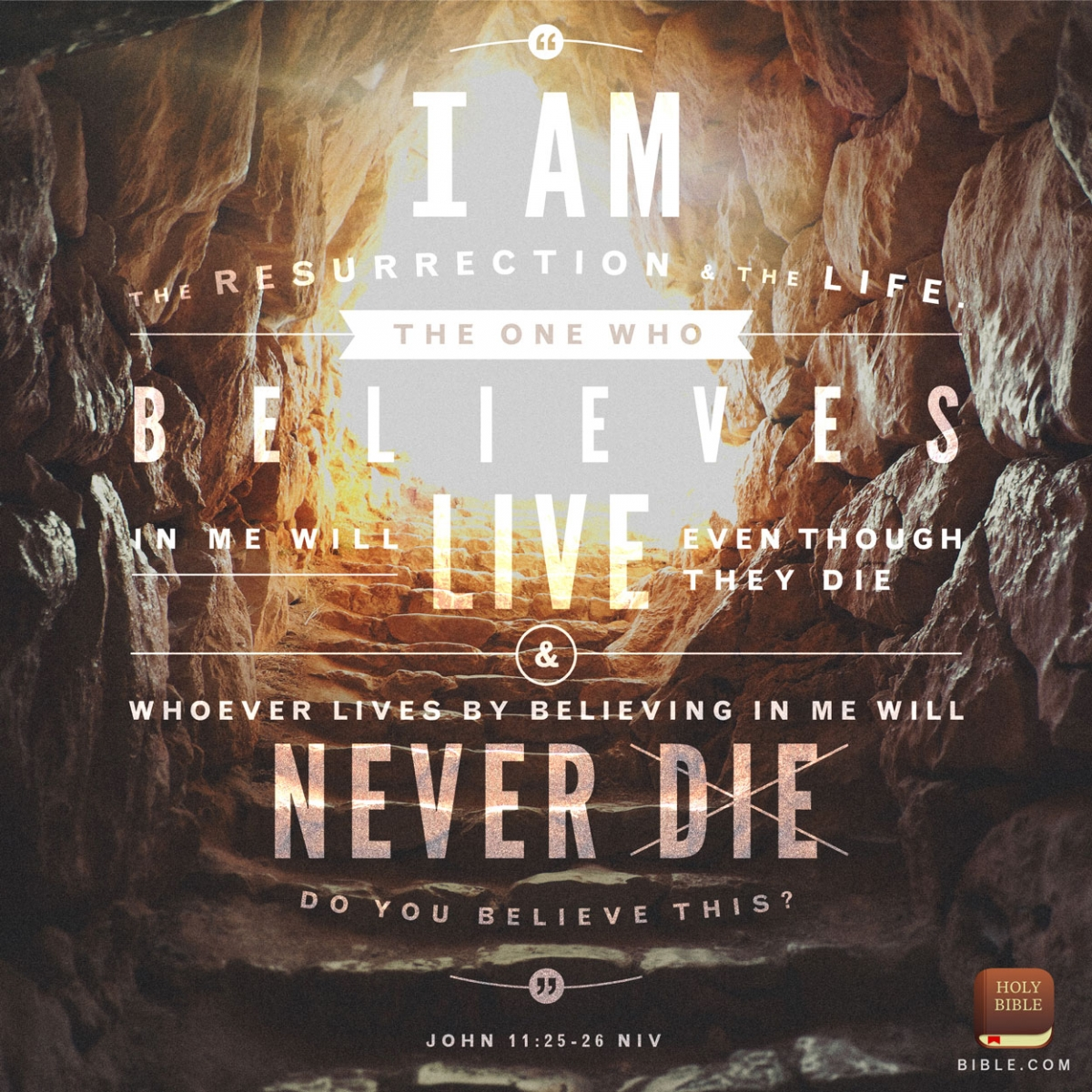 The Resurrection and Life